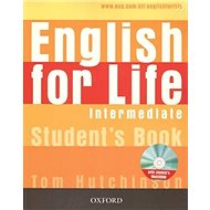 English for Life Intermediate Studenťs Book + Multirom Pack - Kniha