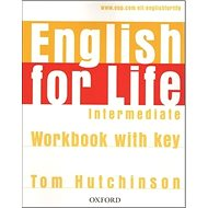English for Life Intermediate Workbook With Key - Kniha