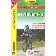 Karlovarsko: Výlety na kole - Kniha