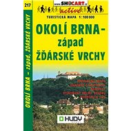 Okolí Brna-západ, Žďárské vrchy: 217 - Kniha