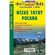 Nízké Tatry, Poľana 1:100 000: 230 - Kniha