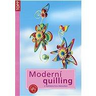 Moderní quilling: CZ3636 - Kniha