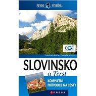 Slovinsko a Terst - Kniha