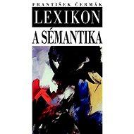 Lexikon a sémantika - Kniha