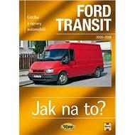Ford Transit 2000-2006 - Kniha