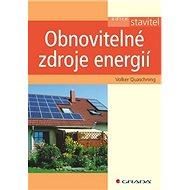 Obnovitelné zdroje energií - Kniha