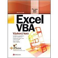 Kniha Excel VBA: Výukový kurz - Kniha