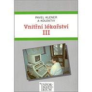 Vnitřní lékařství III - Kniha