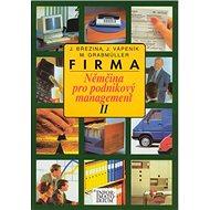 Firma II: Němčina pro podnikový management - Kniha