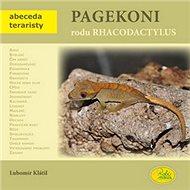 Pagekoni rodu Rhacodactylus - Kniha