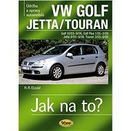 VW Golf/Jetta/Touran: Údržba a opravy automobilů č.111 - Kniha