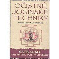 Očistné jogínské techniky - Kniha