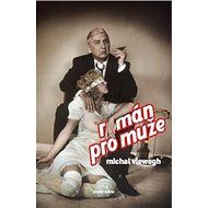 Román pro muže s filmovou obálkou - Kniha