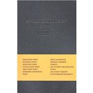 Jak psát závěrečné a kvalifikační práce - Kniha