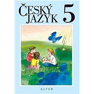Český jazyk 5 - Kniha