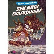 Sen noci svatojánské - Kniha