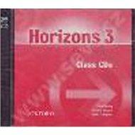 Horizons 3 Class Audio CDs - Kniha