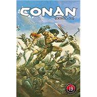 Conan Komiksové legendy 19 - Kniha