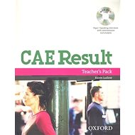 CAE RESULT New Edition Teacher's Pack: Assessment Booklet with DVD and Dictionaries Booklet - Kniha