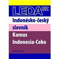 Indonésko-český slovník - Kniha