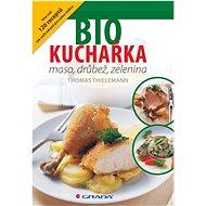 Biokuchařka - Kniha