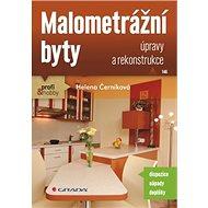 Malometrážní byty: úpravy a rekonstrukce - Kniha