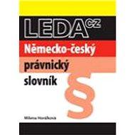 Německo-český právnický slovník - Kniha