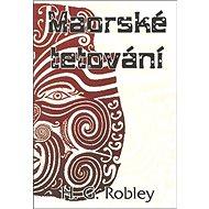 Maorské tetování - Kniha