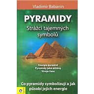 Pyramidy Strážci tajemných symbolů - Kniha