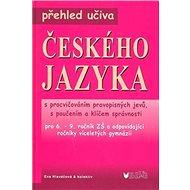 Přehled učiva českého jazyka - Kniha