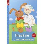 Hravá jar: SK3800 Figúrky a dekorácie z papiera - Kniha