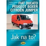 Ducato, Boxer, Jumper od 1982: Údržba a opravy automobilů č. 25 - Kniha