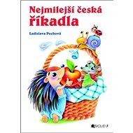 Nejmilejší česká říkadla - Kniha