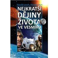Nejkratší dějiny života ve vesmíru - Kniha