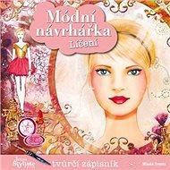 Módní návrhářka Líčení - Kniha