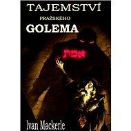 Tajemství pražského Goléma - Kniha