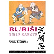 Bubiši: Bible karate - Kniha