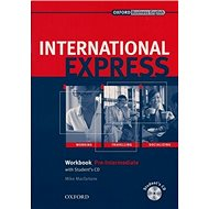 New International Expres Pre-intermediate Workbook + Student's Workbook CD pack - Kniha