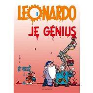 Leonardo 1 Je génius - Kniha