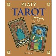 Zlatý tarot: kniha + 78 karet - Kniha