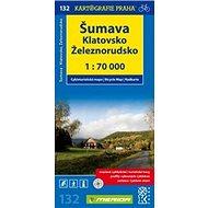 Šumava Klatovsko: Cykloturistická mapa č. 132 1:70 000 - Kniha