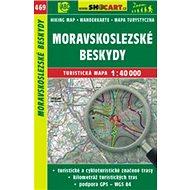 Moravskoslezské Beskydy 1:40 000: 469 - Kniha