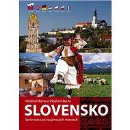 Slovensko: Sprievodca po zaujímavých miestach - Kniha