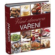 Vůně domova Vaření - Kniha
