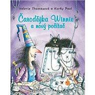 Čarodějka Winnie a nový počítač - Kniha