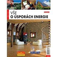 Vše o úsporách energie - Kniha