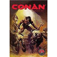 Conan Komiksové legendy 21 - Kniha