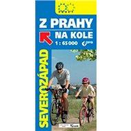 Z Prahy na kole severozápad - Kniha