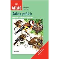 Atlas ptáků České a Slovenské republiky - Kniha