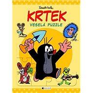 Krtek veselá puzzle - Kniha